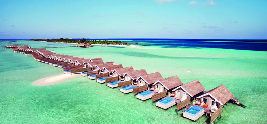 Lux South Ari Atoll Pool Water Villas