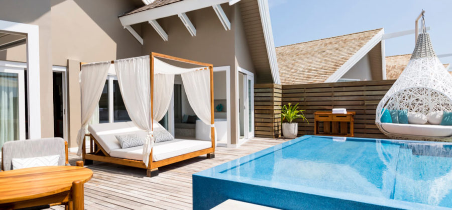 Lux South Ari Atoll Romantic Pool Villa