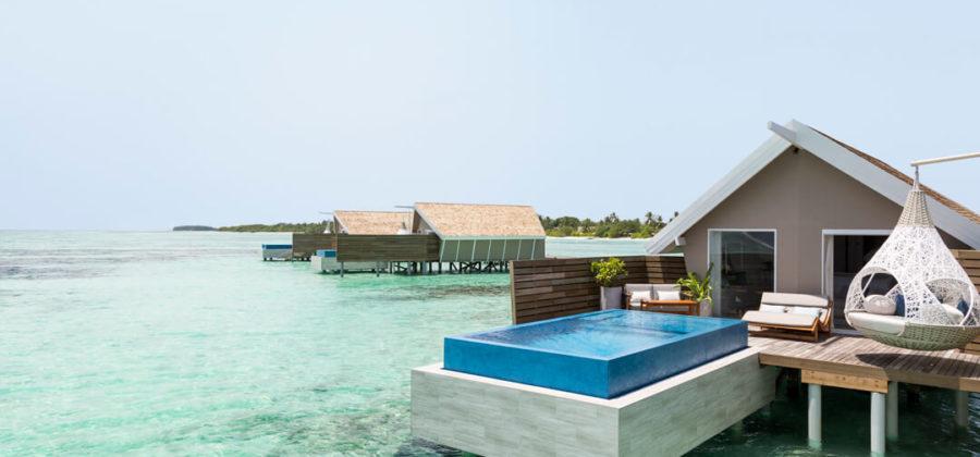 Lux South Ari Atoll Romantic Pool Villa