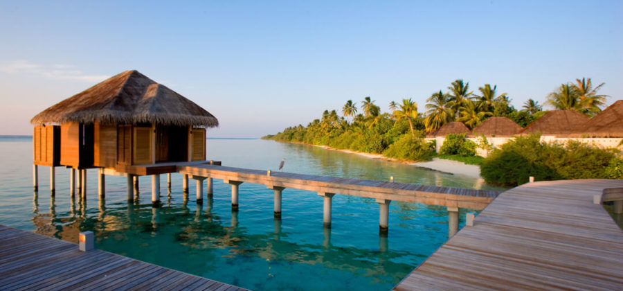 Lux South Ari Atoll Spa Water Villa