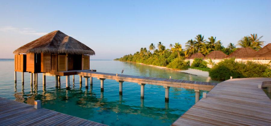 Lux South Ari Atoll Spa Water Villa