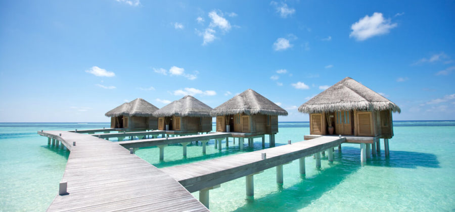 Lux South Ari Atoll Spa Water Villas
