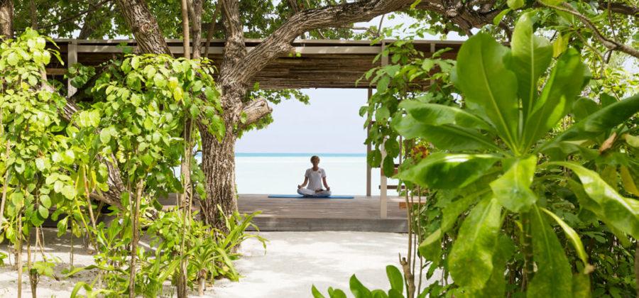 Lux South Ari Atoll Spa Yoga