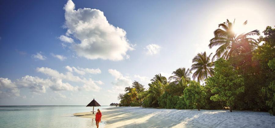 Lux South Ari Atoll Strand