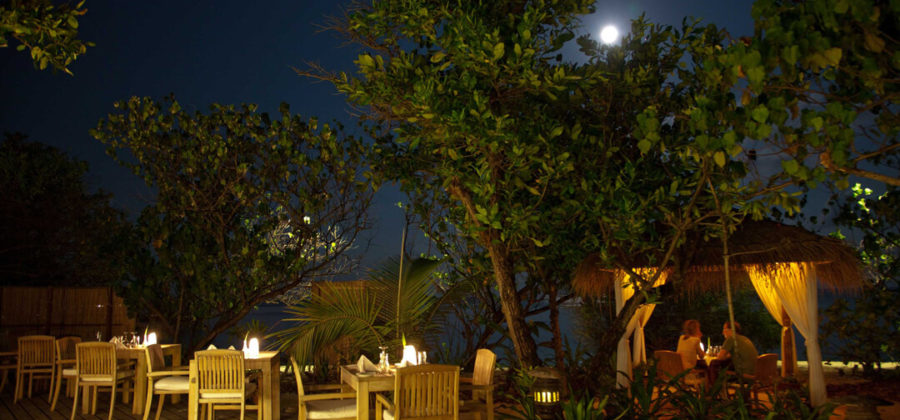 Reethi Beach Reethi Grill
