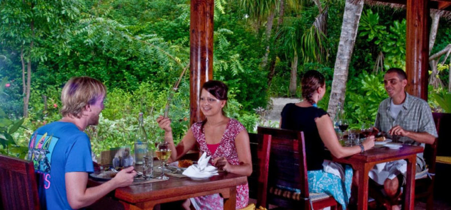 Reethi Beach Rehendi Restaurant