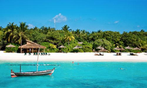 7 Tage Zeit für Dich im Reethi Beach Resort (4*), All Inclusive, inkl. Zug, Flug & Transfer