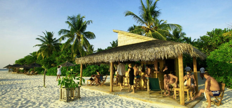 Reethi Beach Resort Beach Bar