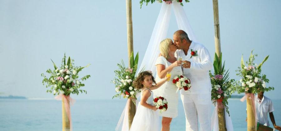 Reethi Beach Resort Hochzeit