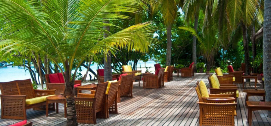 Reethi Beach Resort Rasgefaanu Bar