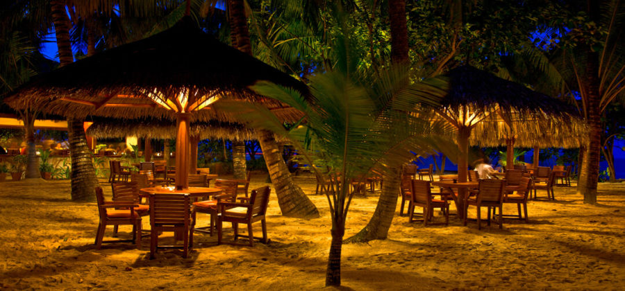 Reethi Beach Resort Rasgefaanu Bar 2