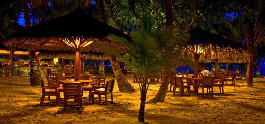 Reethi Beach Resort Rasgefaanu Bar 2