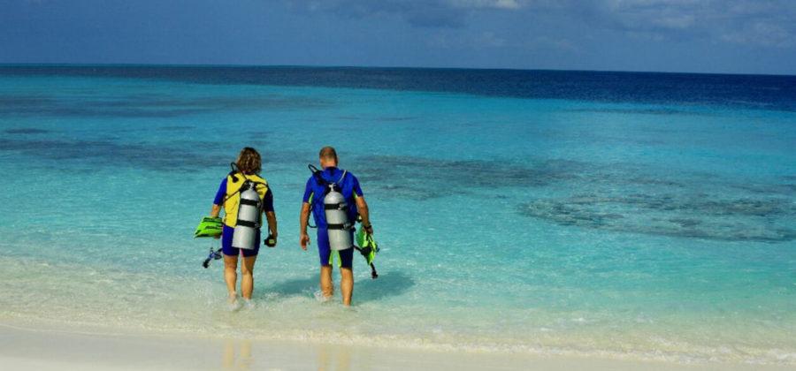 Reethi Beach Resort Tauchen