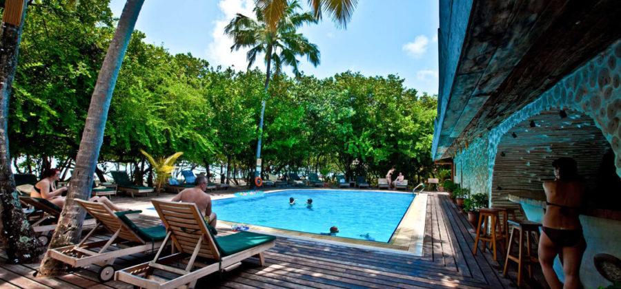 Reethi Beach Resort Veyo Pool Bar