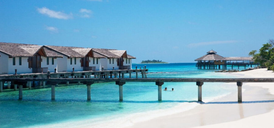 Reethi Beach Resort Water Villa