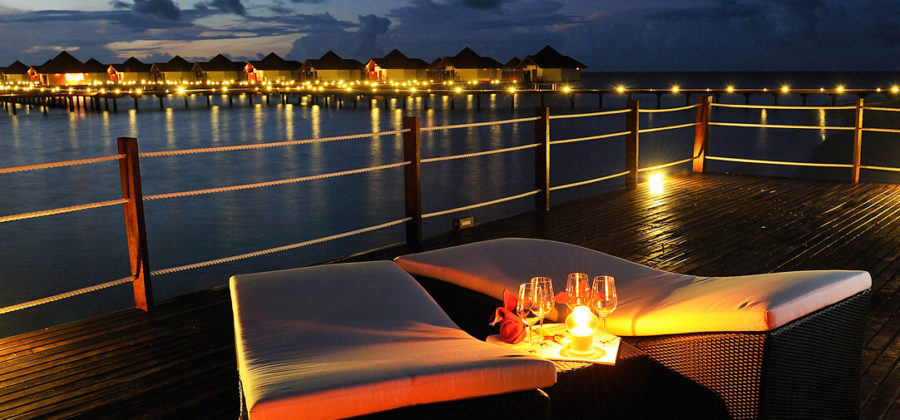 Robinson Club Maldives Bar