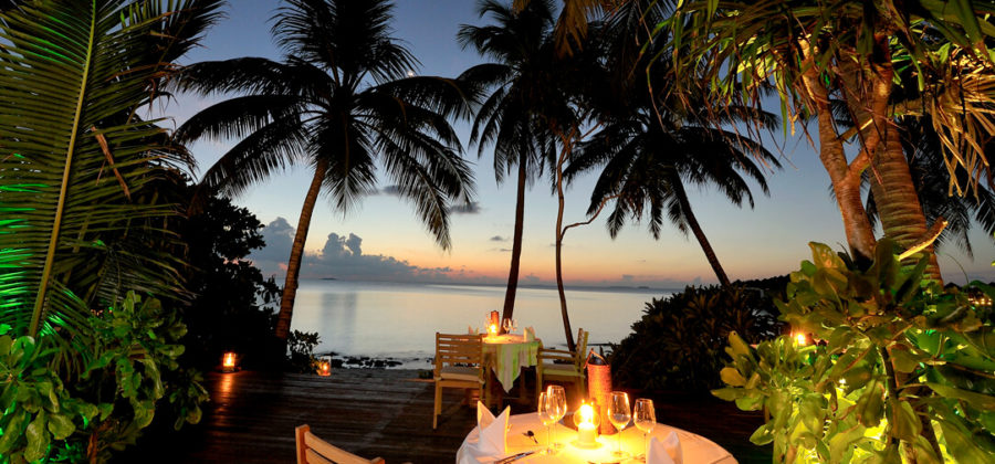 Robinson Club Maldives Hauptrestaurant