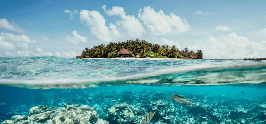 Robinson Club Maldives Insel