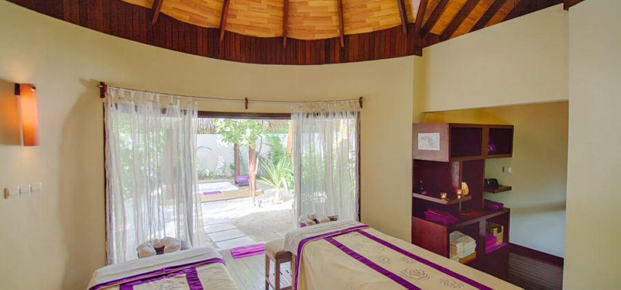 Robinson Club Maldives Spa