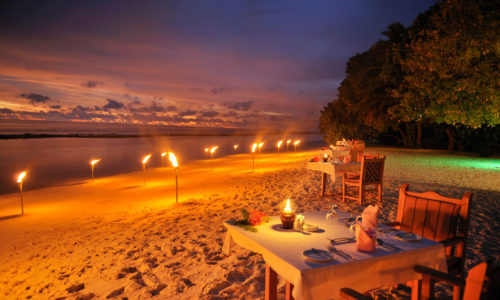 Royal Island Private Dinner