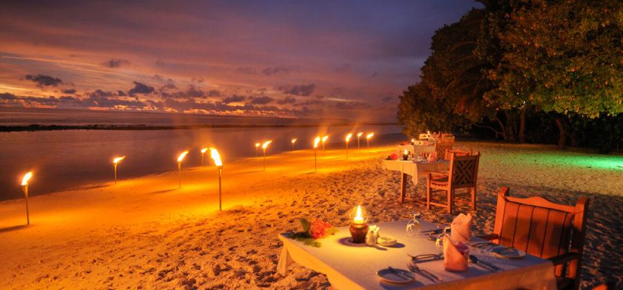 Royal Island Private Dinner
