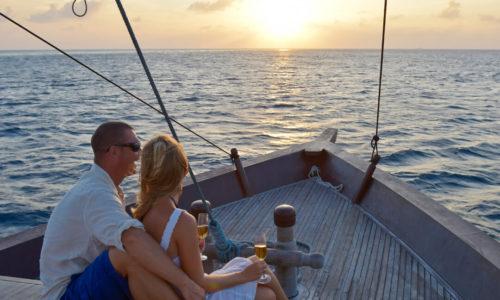 10 Tage im Safari Island Resort entspannen (4*), HP, inkl. Zug, Flug & Transfer