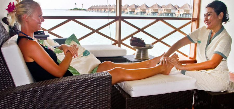Safari Island Resort Spa Massage