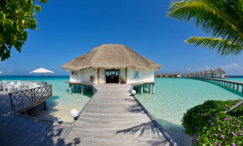 10 Tage im Safari Island Resort (4*), mit HP, inkl. Zug, Flug & Transfer