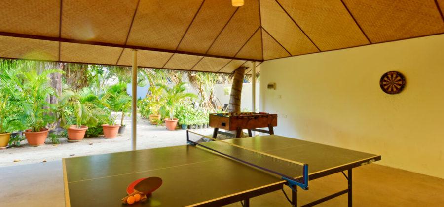 Safari Island Resort Tischtennis