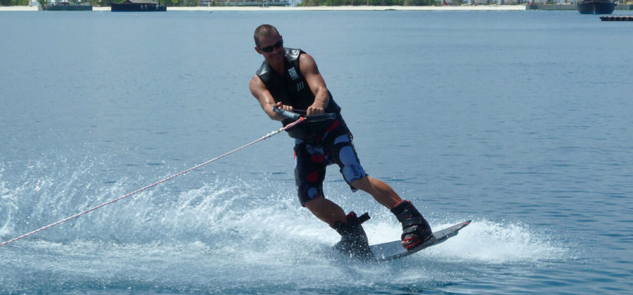 Safari Island Resort Wassersport Wake Board