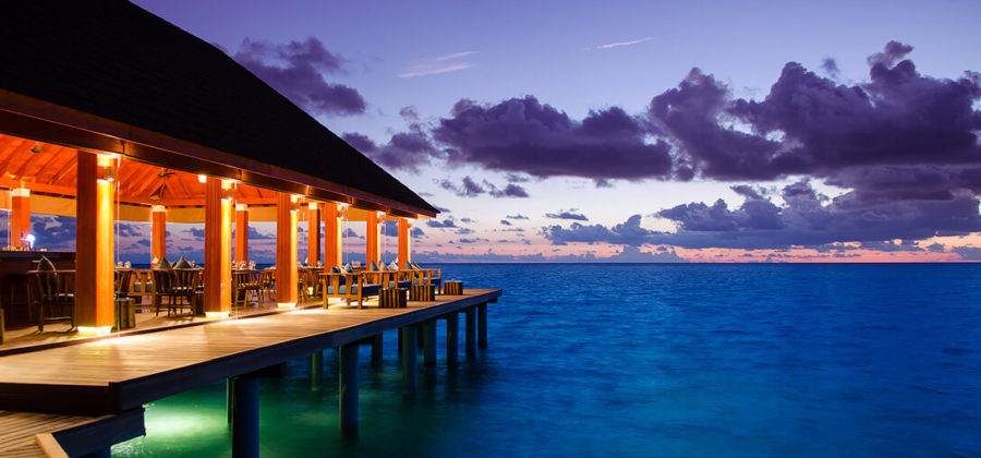 Summer Island Maldives Avi Restaurant