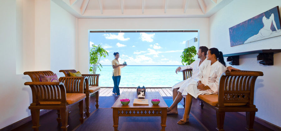 Summer Island Maldives Firuma Spa