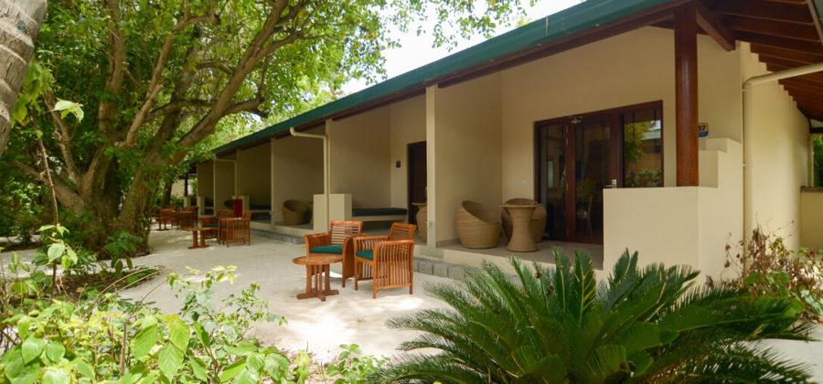 Summer Island Maldives Garden Room Exterior