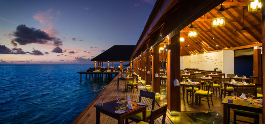 Summer Island Maldives Hiya Restaurant