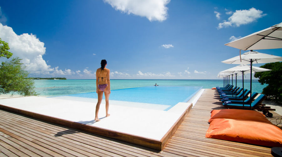Summer Island Maldives Pool