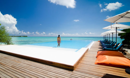 Summer Island Maldives Pool