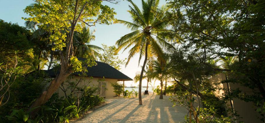 Summer Island Maldives Premium Beach Villa Exterior