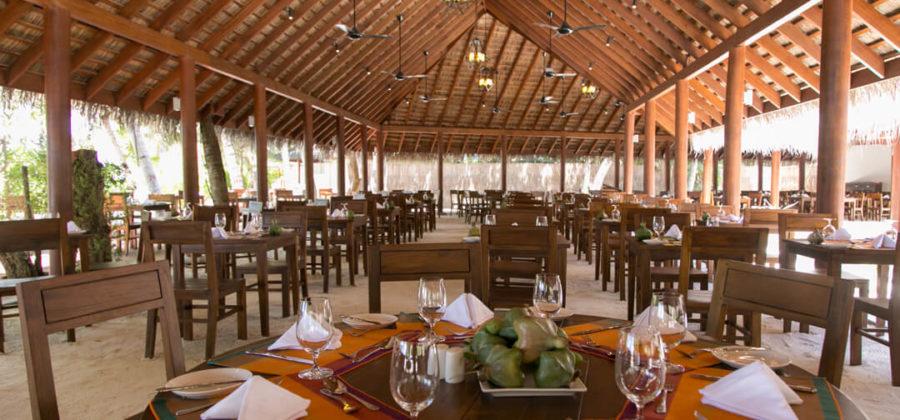 Summer Island Maldives Samuga Restaurant