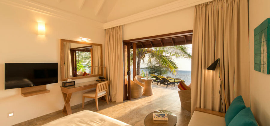 Summer Island Maldives Superior Bungalow Interior
