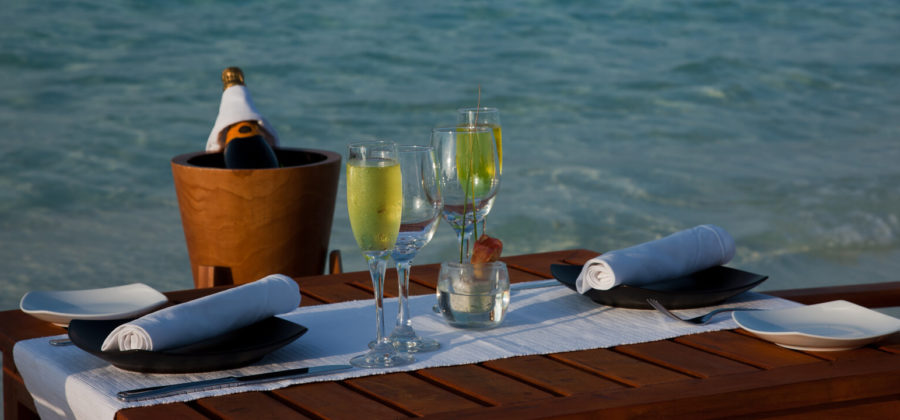 Vakarufalhi Island Private Dining