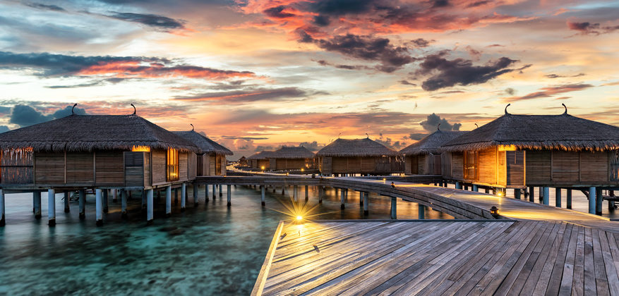 Vilamendhoo Island Resort Spa Symbolfoto