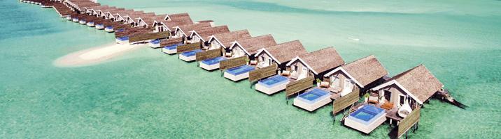 LUX South Ari Atoll Panorama