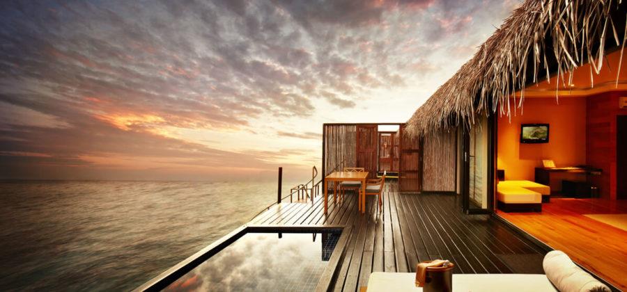 Adaaran Prestige Vadoo Sunset Water Villa