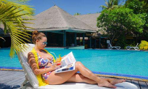 11 Tage Paradies im Adaaran Select Hudhuranfushi (4*), mit AI, inkl. Flug & Transfer