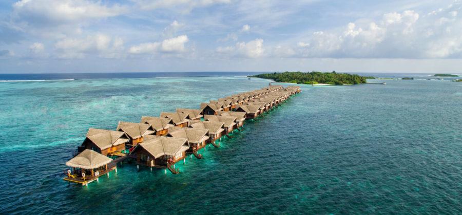 Adaaran Select Hudhuran Fushi Water Villas
