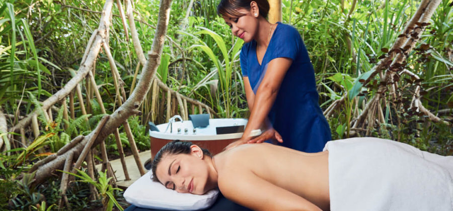 Amari Havodda Breeze Spa Massage