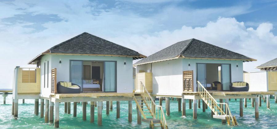 Amari Havodda Overwater Villa aussen