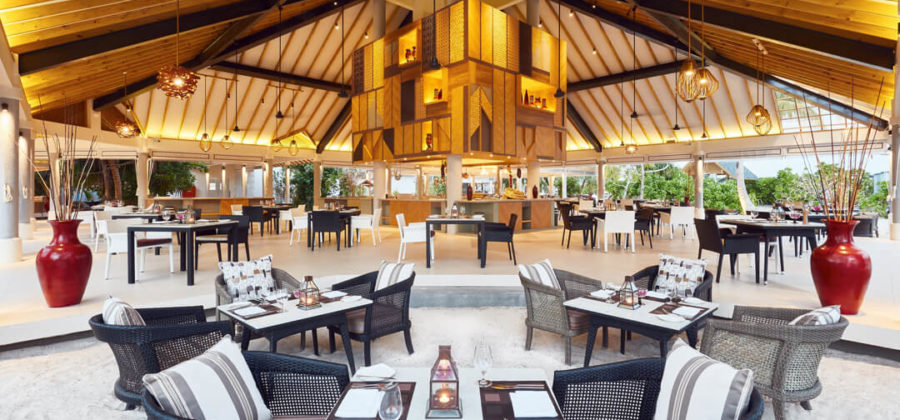 Amari Havodda Restaurant Tische
