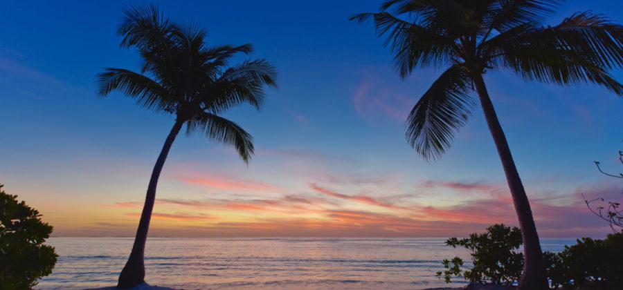 Amari Havodda Sonnenuntergang