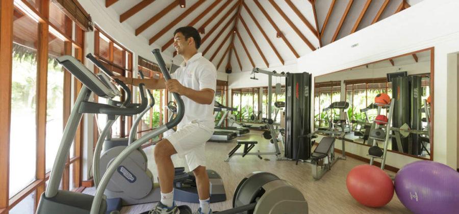 Anantara Dhigu Fitness